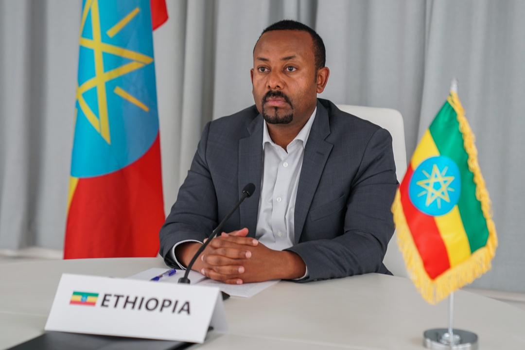 Ethiopian PM Abiy Ahmed Photo:Twitter